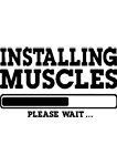 Installing muscles (Black)